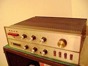 FISHER TX--300 POWER   AMPLIFIER--WITH ORIGINAL CABINET