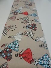 Decorative Table Runner  Cosmopolitan Ladies 150cm x 35cm