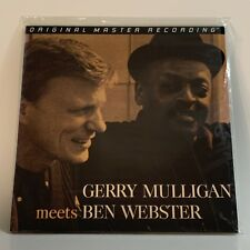 Gerry Mulligan Meets Ben Webster - MFSL Audiophile LP - SEALED Anadisc 200g
