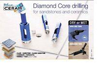 DIAGER BLUE CEREM 10.0mm DIAMOND CORE BIT WET & DRY