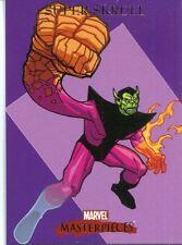 Marvel Masterpieces 2007 Base Card #83 Super-Skrull