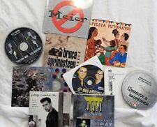 Konvolut - Promo CDs - 11 Stück - Blondie - a.k.a. - Bruce Springsteen  (1)