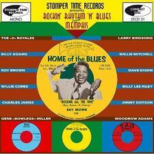 Various Artists - Rockin Rhythm N Blues from Memphis / Various [New CD] UK - Imp