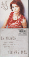 Axelle Red Le Monde Tourne Mal CD SINGLE