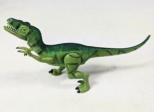Early Learning Centre Lights and Sounds Green Velociraptor Dinosaur