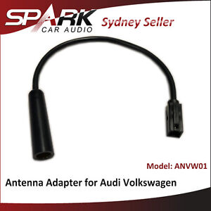 SP Antenna Adapter For Chrysler 300C 2008-2011 Aerial Plug Lead ANVW01