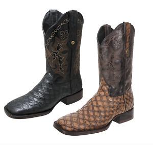 Men's Western Boot/Botas de Hombre (Oso Hormiguero) P1-724
