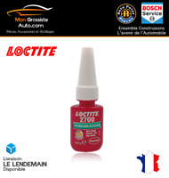 LOCTITE OEM 2700 Frein Filet Fort 5mL Gamme PRO Réf. 19609