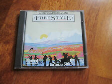 ANDREW MCCRORIE SHAND Free Style CD KPM MUSIC LIBRARY RELAXED GENTLE NO LP