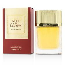 Cartier Must de Cartier Gold EDP Eau de Parfum 50ml 1.7 fl.oz NEU/OVP