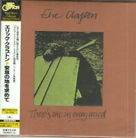 ERIC CLAPTON CD THERE'S ONE IN EVERY CROWD  ( JAPAN)