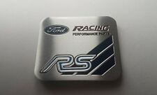 Ford RS Racing Badge Focus Cosworth Sierra Escort Fiesta