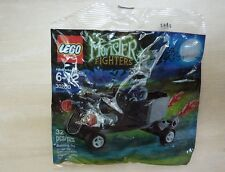 LEGO Monster Fighters 30200 Zombie Chauffeur Coffin Car poly bag from 2012