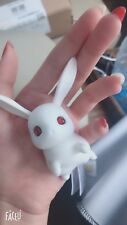 1/12 bjd doll dolls cute rabbit bare doll without make up White Skin