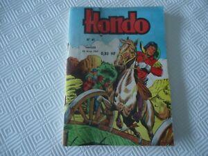 BANDES DESSINEES : HONDO N° 61 de 1961