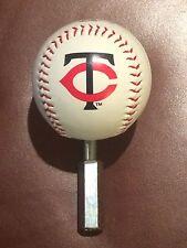 Minnesota Twins MLB Beer Tap Handle Baseball Rawlings Kegerator Bar AL