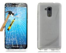 Carcasas Para Huawei Honor 7 color principal transparente para teléfonos móviles y PDAs