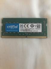 DDR4-2666 SODIMM 1x 8GB Laptop RAM