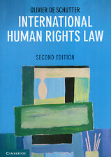 International Human Rights Law Second Edition Schutter ISBN 9781107657212