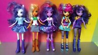 My Little Pony Equestria Girls Set Rainbow Rocks Friendship is Magic MLP Lot 3