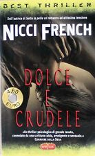 DOLCE E CRUDELE  French  SUPERPOCKET N.52