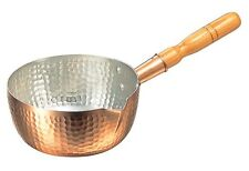 Copper Launch Aluminum Saucepan 21cm Japan Import Free Shipping With Tracking