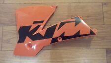 KTM 2001-2004 Lado Izquierdo Tanque de Combustible Radiador Spoiler 5030815000004