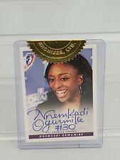 WNBA Nnemkadi Ogwumike sealed autographed LA Sparks 2012 Rittenhouse