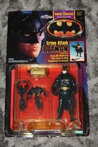 1990 Kenner: The Dark Knight Collection: Batman Returns: Crime Attack Batman