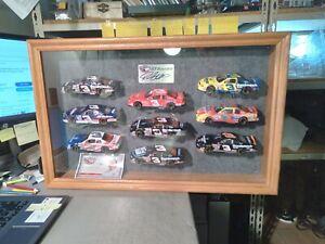 2004 ACTION #3 DALE EARNHARDT 1:32 RCR MUSEUM SERIES 1 9 CARS + CRASH CAR + CASE