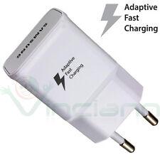 Carica batteria rapido parete USB originale SAMSUNG Adaptive Fast Charger BK3