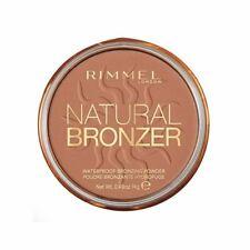RIMMEL Natural Bronzer - 14g - 022 sun Bronze - BRAND NEW SEALED