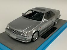 1/18 LS Collectibles Mercedes Benz CL600 7.0 AMG from 1998 in Silver  LS036