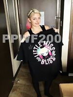 WWE ALEXA BLISS HAND SIGNED AUTOGRAPHED T-SHIRT LARGE WITH PICTURE PROOF & COA 1