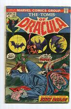 Tomb of  Dracula 15 VG+ Marvel Comics Blade CBX1F