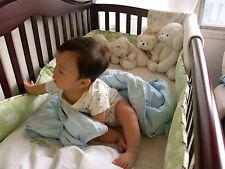 Silkybay Baby Mulberry Silk Duvet (all-season), Pillow, Duvet Cover - Blue