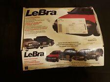 For Chevy Venture 1997-2000 LeBra Custom Black Front End Cover