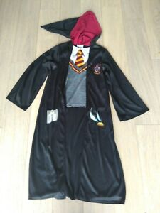 Harry Potter Cloak with a mock jumper & Scarf