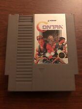 Contra Nintendo  NES Game Cart Authentic