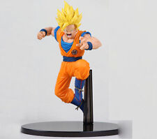Dragon Ball Z - Figura de accion Goku SSJ 2 sculpture 19 cm Budokai 6