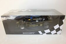 Minichamps 100780006 1/18 Lotus Ford 79 #6 Ronnie Peterson 1978 Diecast MINT