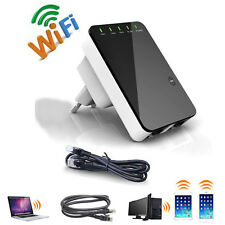 Wireless 5in1 WIFI REPEATER mini router WPS WLAN 300 Mbit Hotspot Amplificatore CE