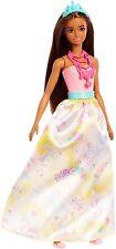 Muñeca princesa Sweetville Barbie coral ciudad Mattel Fjc96
