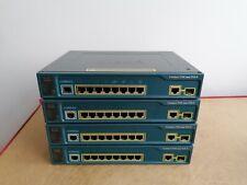 4 X CISCO WS-C3560-8PC-S PoE SWITCHES
