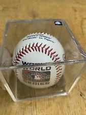 2006 Mlb World Series Official Rawlings Baseball- Cardinals Tigers Sealed