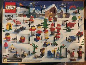 Lego 4924 RARE Creator Advent Calendar Retired 2004