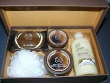 NEW The Body Shop Coconut Mixed Set