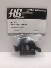 HPI Hot Bodies HB D8/D8T/Ve8 Servo Saver Crank Set 67394