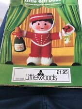 Littlewoods Little Gift Dolls Eighteen Delightful Knitted Characters