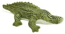 "New - Aurora World Soft Toys Flopsie 12"" Alligator  Plush Toy Crocodile Teddy"